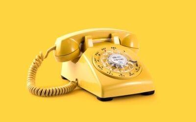 Telefonisch spreekuur vanaf 24 april 2020